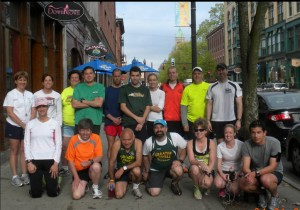 Saturday Group Run