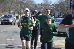 Boston Training Runs March 15, 22 and 29