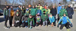 Boston Training Run March 2017